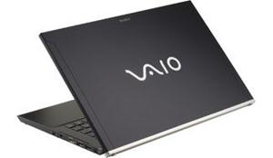 Sony Vaio Z Series RTW Gear List