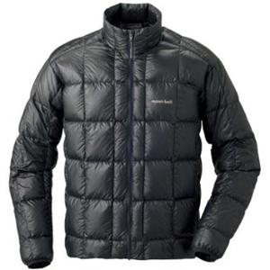 Mont-Bell Ex-Light Down Jacket RTW Gear List