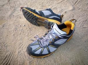 Montrail Streak Trail Shoe RTW Gear List