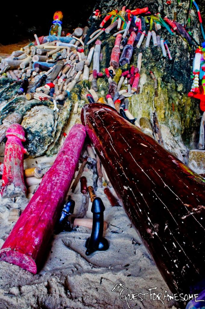 Lingam Cave