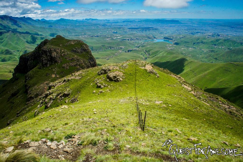 Drakensberg - Tugela Falls