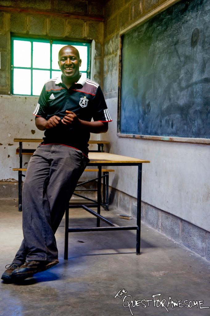 Lesotho School