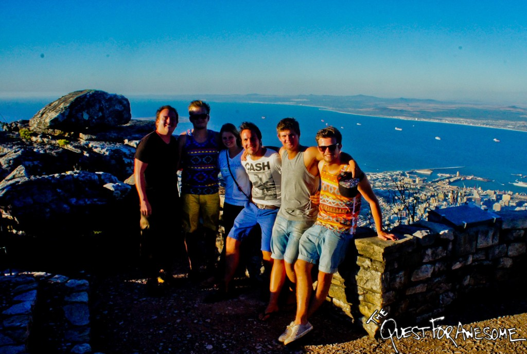 Table Mountain - Cape Town