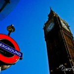 Underground and Big Ben