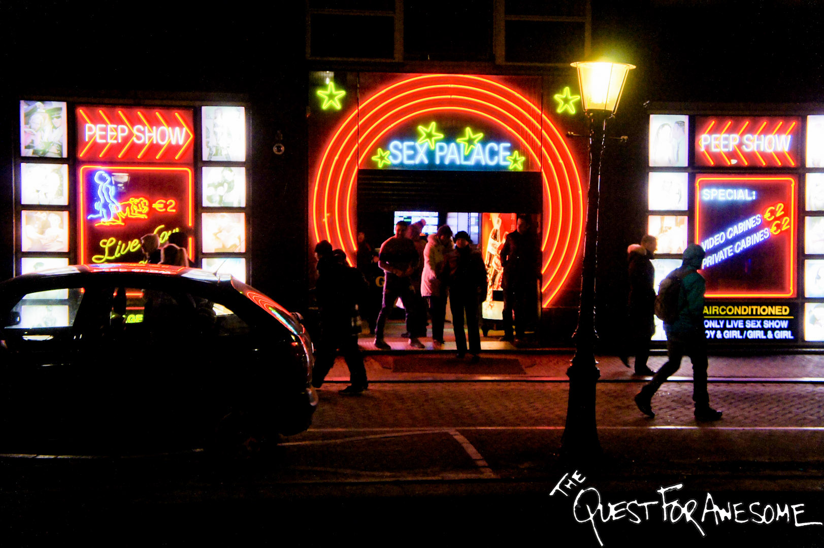Red Light District Dusseldorf - Kinky - Nude gallery
