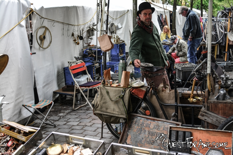 Berlin Flea Market - The Quest For Awesome