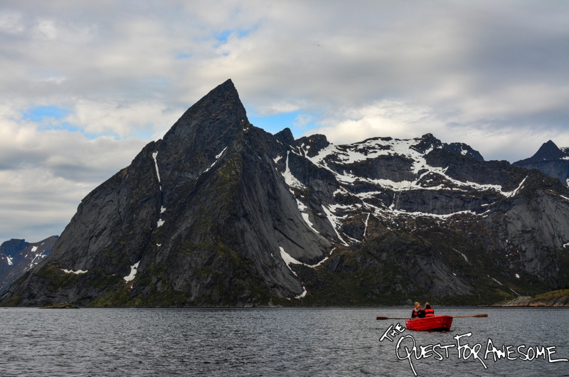 Lofoten Moskenes Hamnoy Reine Norway - The Quest For Awesome