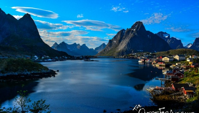 Hamnoy Norway - The Quest For Awesome