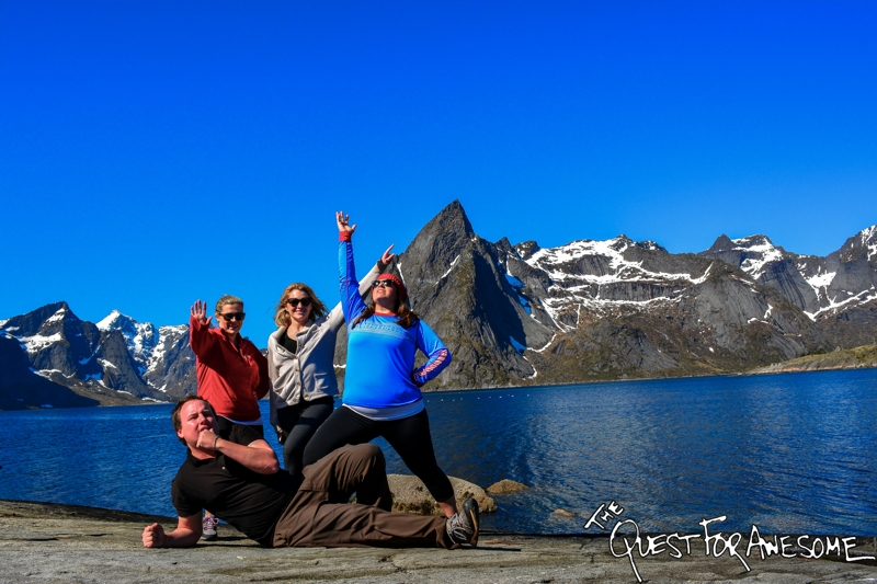 Lofoten Moskenes Hamnoy Norway - The Quest For Awesome