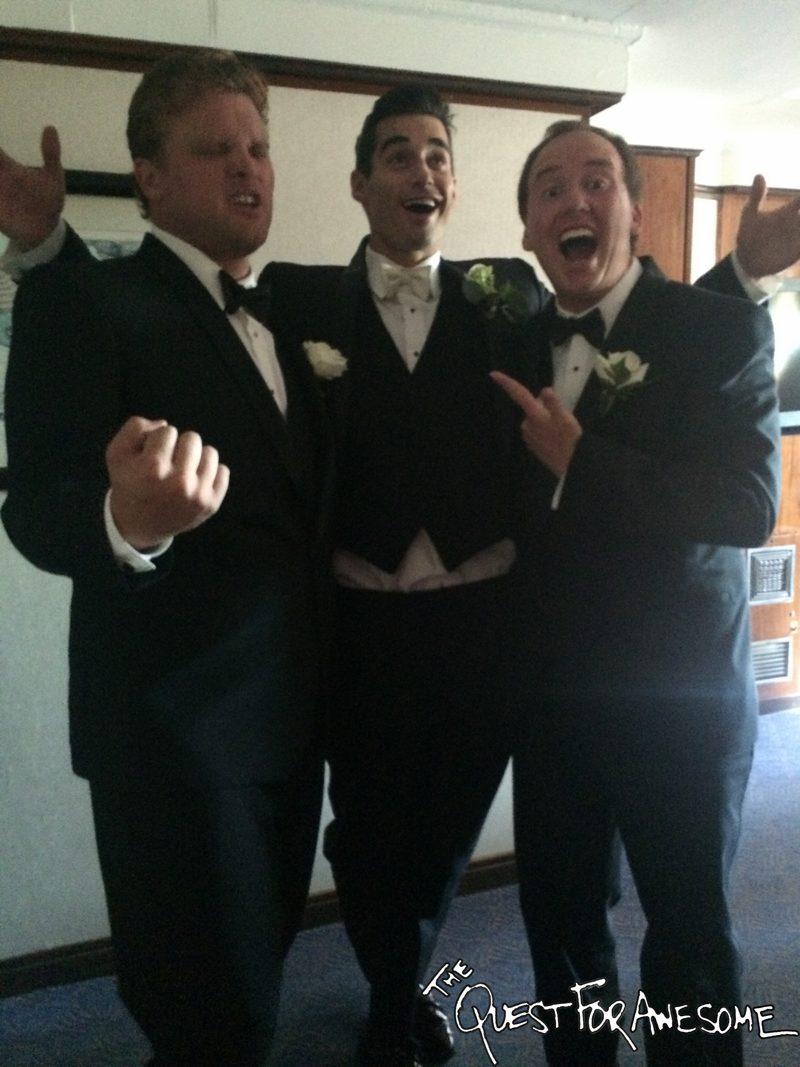 3 Guys In A Tux