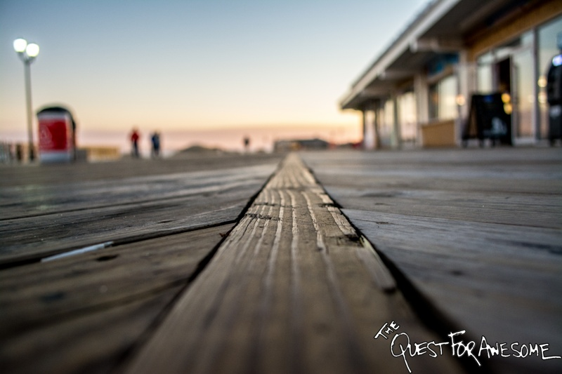 Jersey Shore Pier