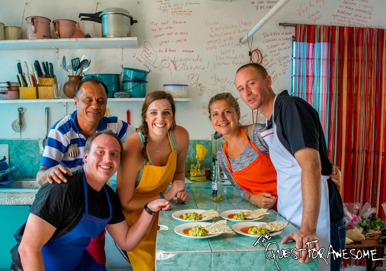 Oaxacan Cooking Class