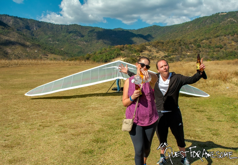 Valle De Bravo Hang Gliding